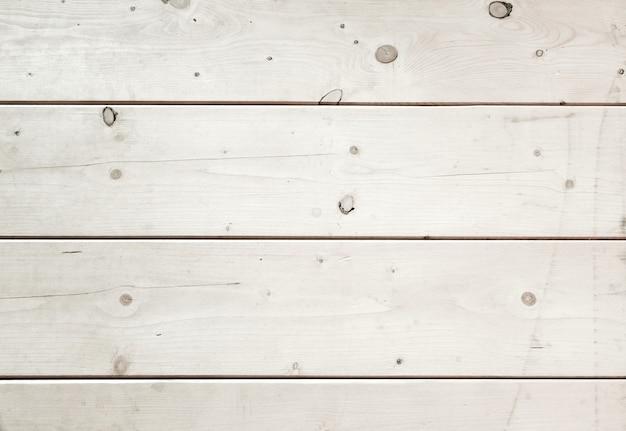 Weiße hölzerne plankenhintergrundbeschaffenheit. hintergrundbild