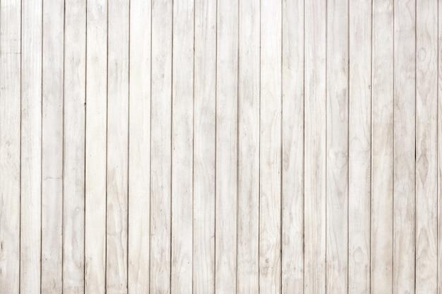 Weiße holzverkleidung, hölzerner plankenbeschaffenheitshintergrund, massivholzboden.