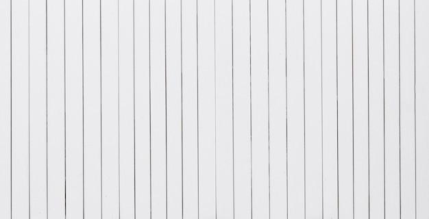 Weiße holzvertäfelung texturwand