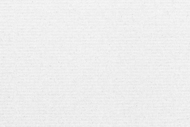 Weiße kraftpapierlinie segeltuchbeschaffenheitshintergrund für designhintergrund oder überlagerungsdesign
