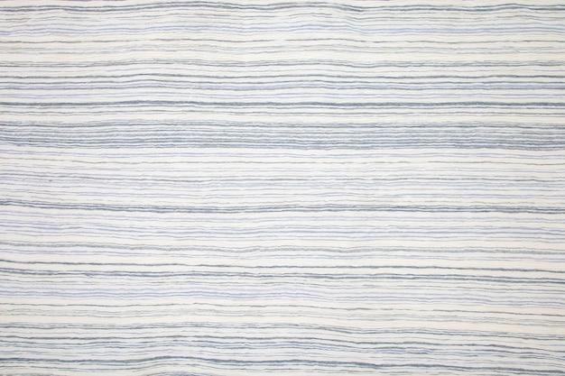 Weiße leinen leinwand zerknittert natürlichen baumwollstoff natürliche handgemachte leinen draufsicht hintergrund