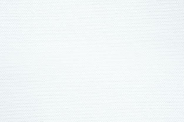 Weiße leinwand textur hintergrund