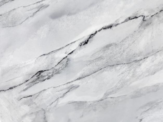 Weiße marmorbeschaffenheit mit natürlichem muster. grauer stein hintergrund.