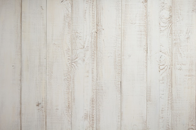 Weiße planke hölzerne hintergrundtextur