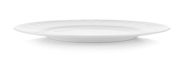 Weiße platte auf weißer wand