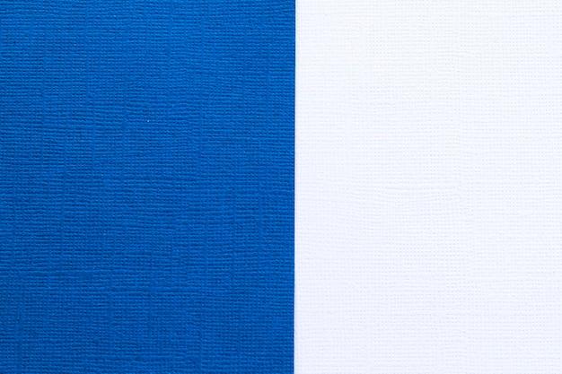 Weiße und dunkelblaue pastellpapierfarbe für hintergrund
