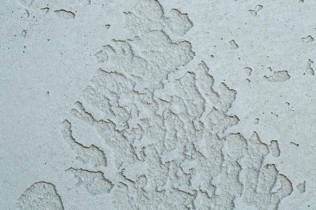 Weiße venezianische putzstruktur für eine wand, eine option zum dekorieren einer wand während der renovierung