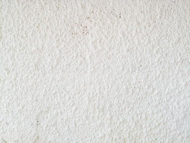 Weiße wand des hotels
