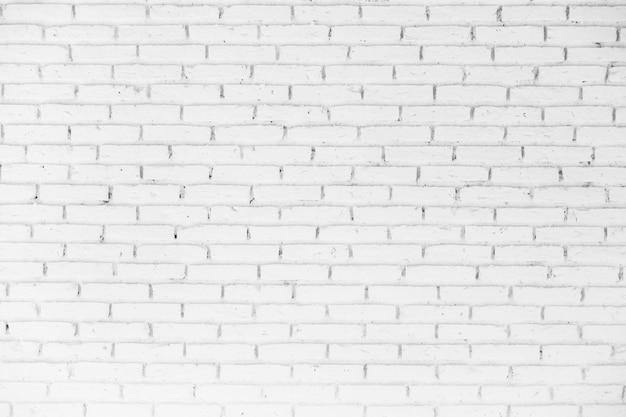Weiße ziegelsteinbeschaffenheiten für hintergrund