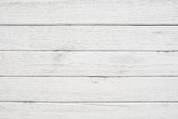 Weißer alter holzblatthintergrund.