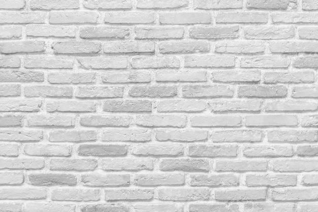 Weißer backsteinmauer-beschaffenheitshintergrund