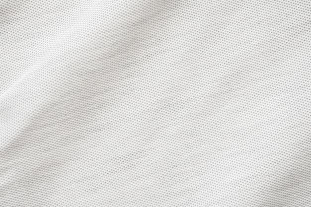 Weißer baumwollstoff stoff textur textur hintergrund