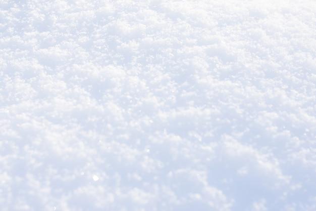 Weißer blauer schneebeschaffenheitshintergrund
