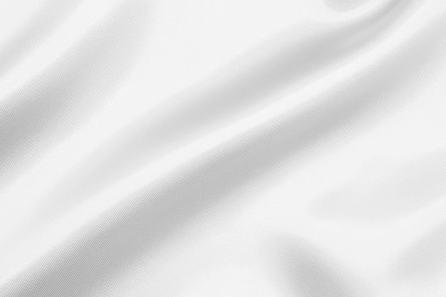Weißer gewebebeschaffenheitshintergrund