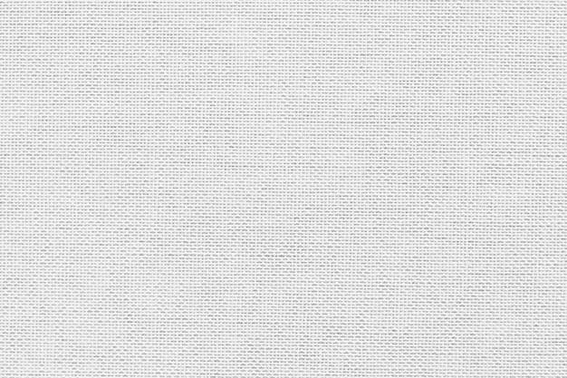 Weißer gewebter stoff