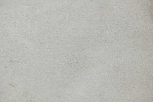 Weißer glatter strukturierter papierhintergrund