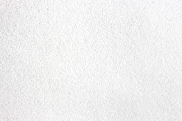 Weißer hintergrund des aquarellpapiers