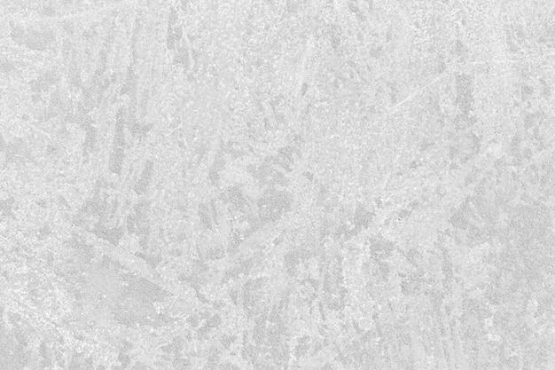 Weißer kopierter raumhintergrund gefrorener effekt