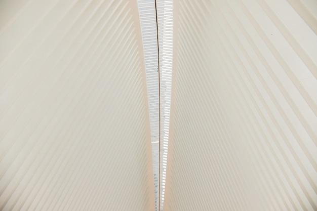 Weißer oculus