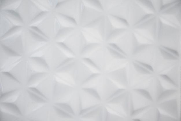 Weißer pflasterwand-beschaffenheitshintergrund.