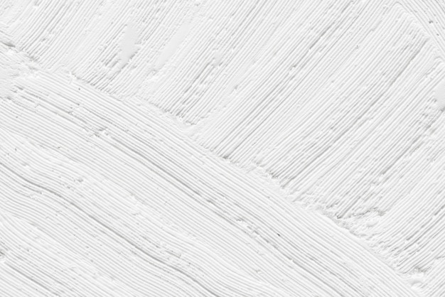 Weißer pinselstrich textur hintergrund