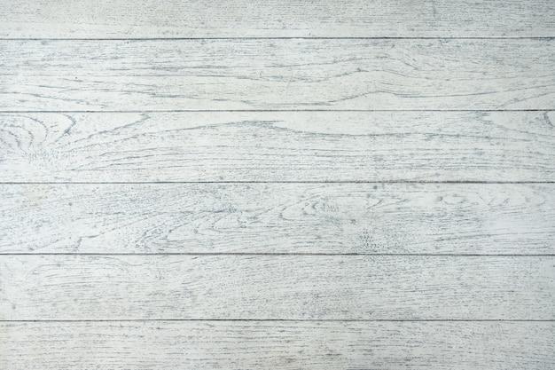 Weißer rustikaler hölzerner plankenhintergrund