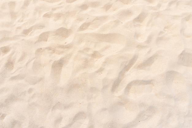 Weißer sand textur draufsicht