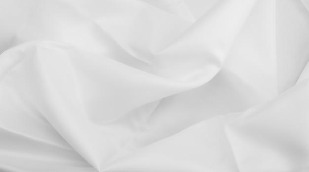 Weißer stoff textur hintergrund, abstrakt
