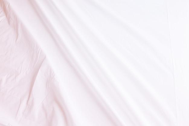Weißer stoff textur hintergrund