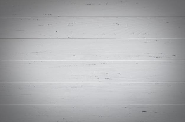 Weißer strukturierter holzhintergrund der bretter. speicherplatz kopieren