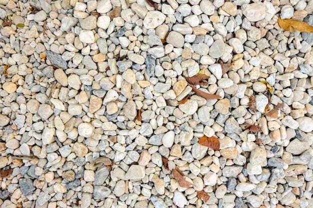 Weißer süßwasserstein auf hintergrund.