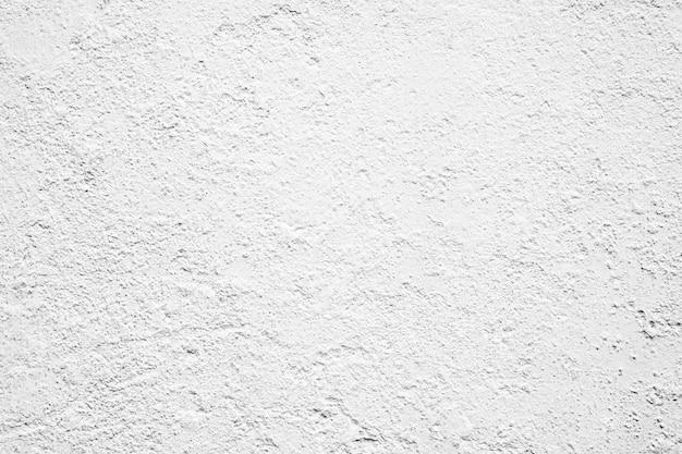 Weißer zementwandbeschaffenheitshintergrund