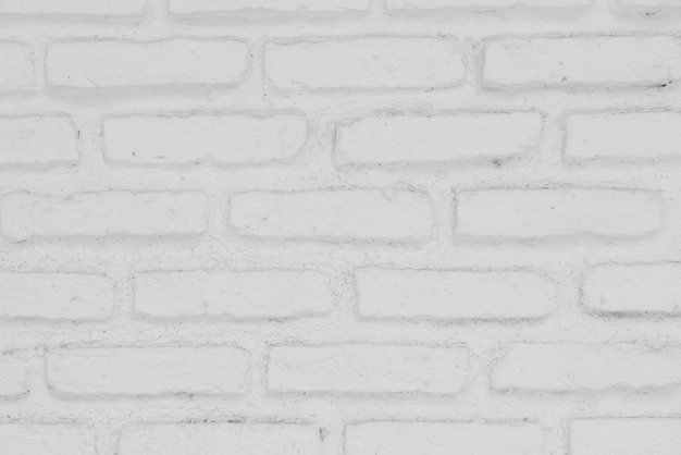 Weißer ziegelstein hintergrund