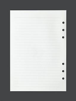 Weißes blatt papierbeschaffenheit für hintergrund mit beschneidungspfad.
