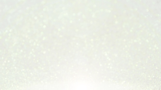 Weißes bokeh für einen hintergrund.