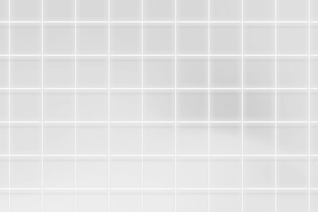 Weißes gitterlinienmuster auf grauem hintergrund