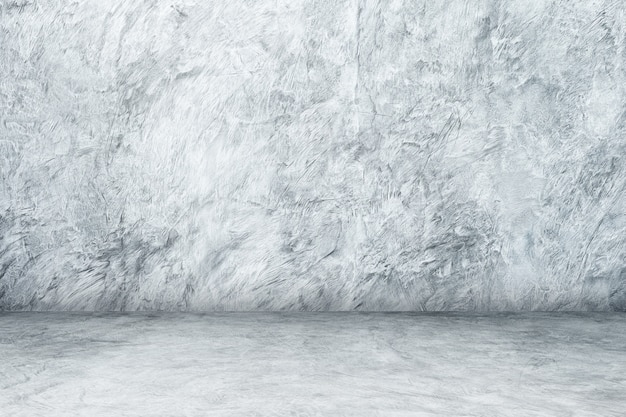 Weißes graues konkretes background