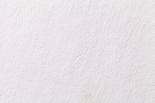 Weißes leder textur hintergrund