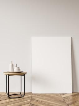 Weißes wohnzimmer