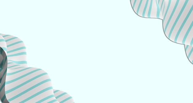 Welligkeit mit geraden linien abstrakter hintergrund pastellkonzept zum setzen von text für werbung