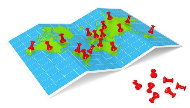 Weltkarte mit reißzwecken quellkarte httpwwwlibutexasedumapsworldhtml