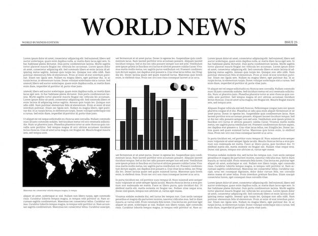 Weltnachrichten zeitung