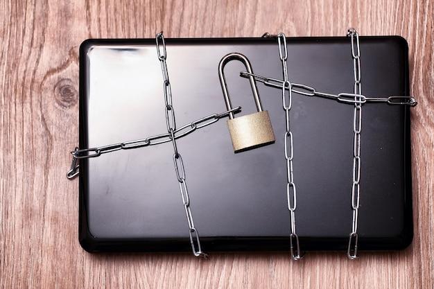 Welttag ohne internet-computerausrüstung