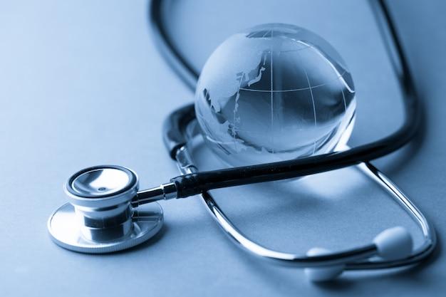 Weltweites gesundheitswesen und ökologie
