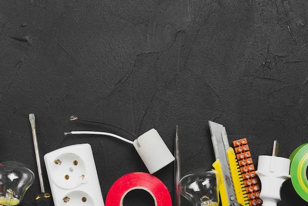 Werkzeuge für die elektrische reparatur
