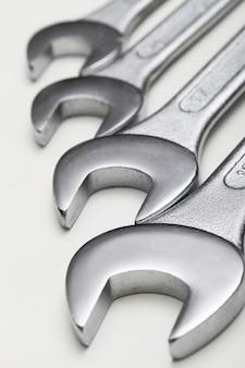 Werkzeuge für stahlschlüssel