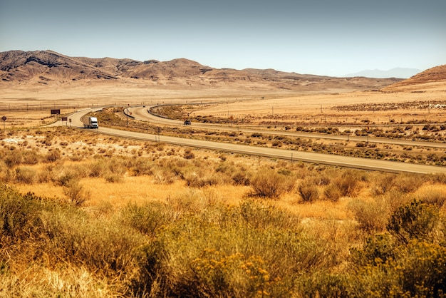 Western utah landschaft