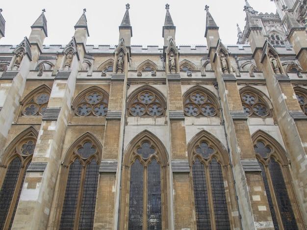 Westminster abbey-kirche in london