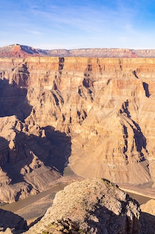 Westrand des grand canyon
