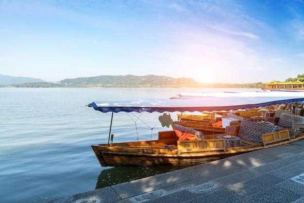 Westsee hangzhou kreuzfahrtschiff